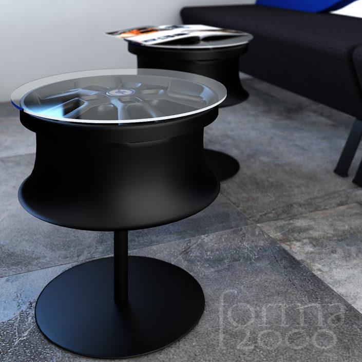 Wizualizacje pomieszczeń biurowych - kuchnia