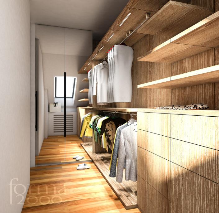 wizualizacja garderoby